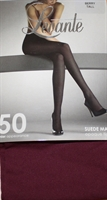 Picture of Levante Suede Matte Opaque Tights SUEM50TI 70% off RRP