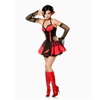 Picture of 70% off Seven Till Midnight Costume - Goth Vampire
