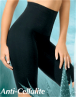 Picture of 40% offAmbra Anti Cellulite High Waist Shorts