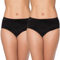 Picture of 25% off RRP Sloggi Midi 2 Pack Brief 10183468
